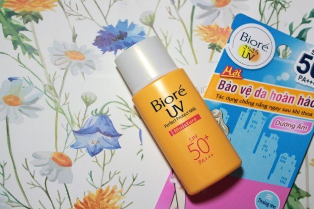 Bioré UV Perfect Block Milk Moisture