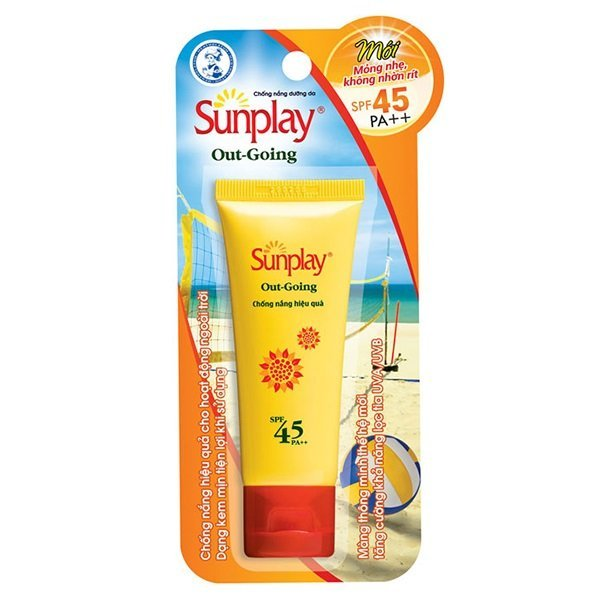 Sunplay Outgoing SPF 50+ PA+++