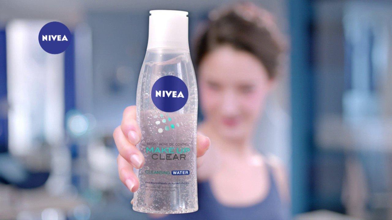 Nước tẩy trang Nivea Makeup Clear Micellar Water