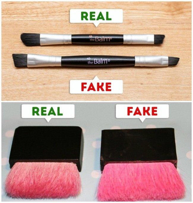Cách phân biệt mỹ phẩm thật và giả