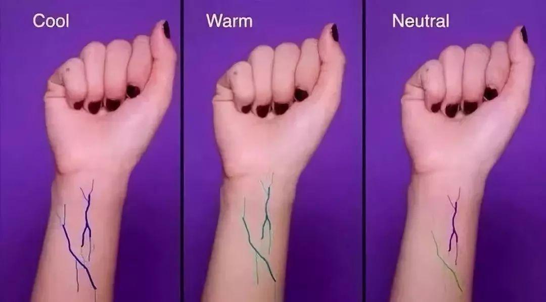 Cách xác định skintone và undertone của da