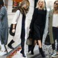 4 mẫu áo khoác nữ dài cho mùa đông ấm áp và thu hút