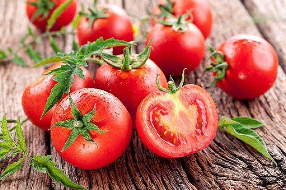 Chống lão hóa da bổ sung cà chua
