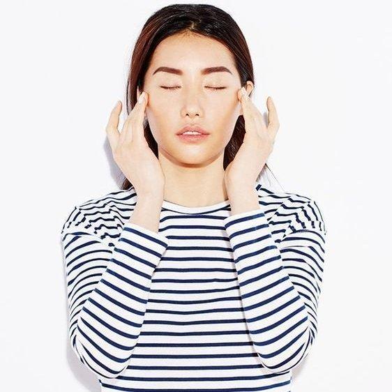 Bài tập massage cho mắt