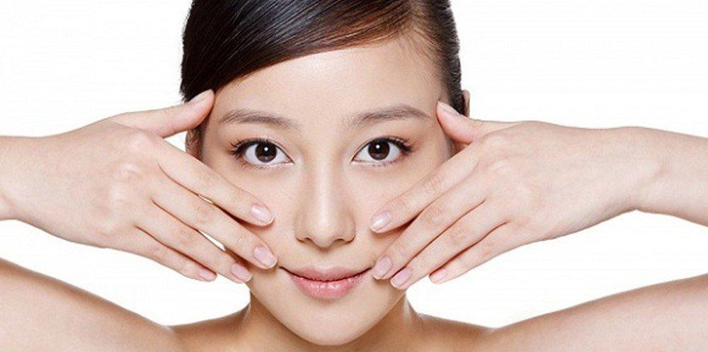Bài tập massage cho cơ môi
