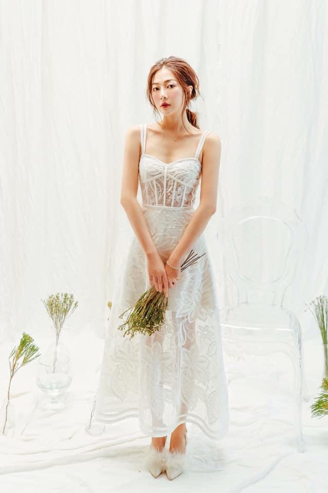 Đầm đẹp đi đám cưới