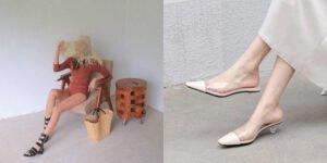 5 kiểu giày đẹp bạn nên lựa chọn cho ngày hè năng động