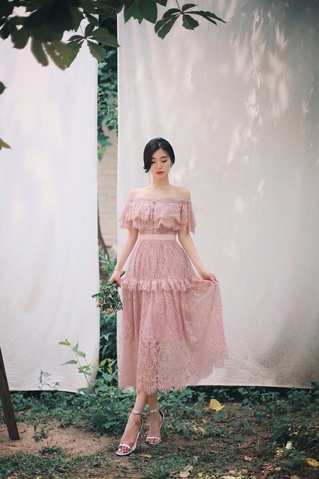 Váy bánh bèo