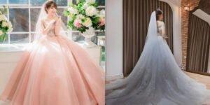 5 mẫu váy cưới đẹp và thu hút các bạn gái không nên bỏ lỡ