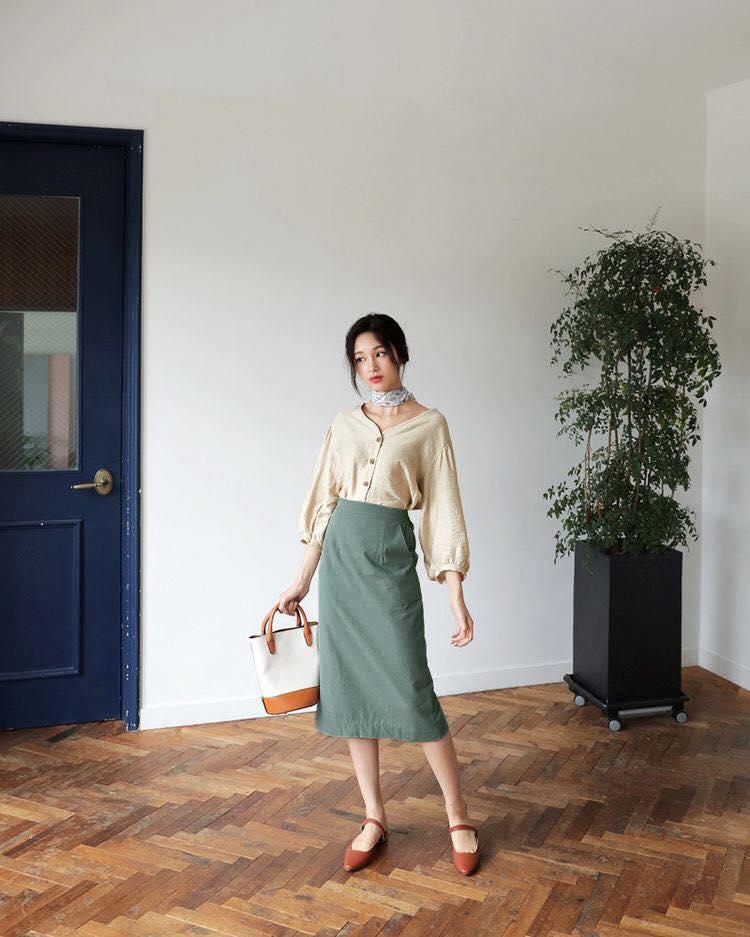 Phối đồ theo phong cách vintage