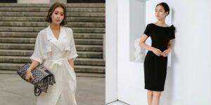 5 mẫu váy liền phụ nữ tuổi 30 nên có trong tủ đồ